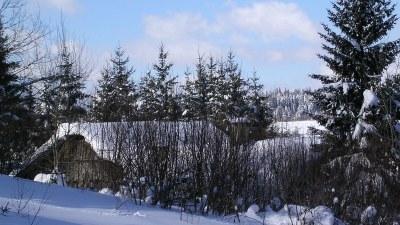 En hiver Aux Planches - Photo Claude Schneider - Copyrigth
