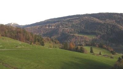 Sur versant suisse - Photo Claude Schneider - Copyrigth