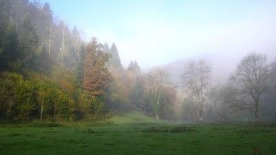 Dans le vallon de Fuesse - Photo Claude Schneider - Copyrigth