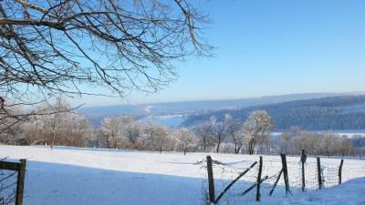 En hiver Aux Essarts - Photo Claude Schneider - Copyrigth