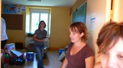 16 Avec la participation appréciée des parents Ecole 2009 (8)