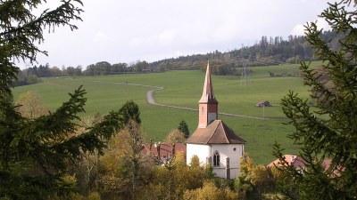 Chapelle 3 - Photo Claude Schneider - Copyright