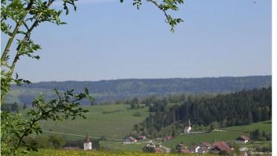 Vue du versant sud 2 - Photo Claude Schneider - Copyright