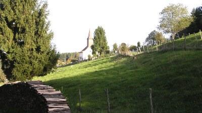Chapelle - Photo Claude Schneider - Copyright