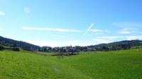 Découvrir arrivant de la Suisse, du hameau de Fuesse - Photo Claude Schneider - Copyright