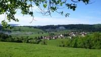 Vue du versant Montnoiron 2 - Photo Claude Schneider - Copyright