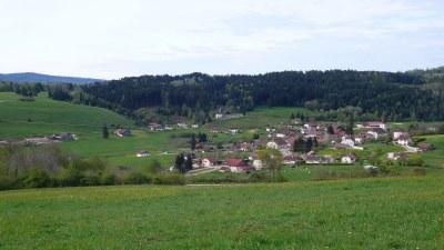Vue du versant Montnoiron - Photo Claude Schneider - Copyright