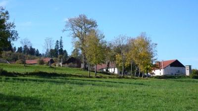 Hameau de Montnoiron - Photo Claude Schneider - Copyright