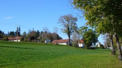 Hameau de Montnoiron 3 - Photo Claude Schneider - Copyright