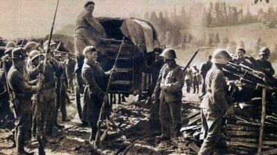 Soldats désarmés k1400
