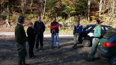 Commission Forêt 2008