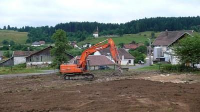 Demolition maison au lavoir 9 2013